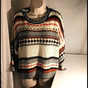 Cozy Casual Sweater size M/L oversized